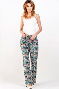 Свободные брюки с поясом Sheldi